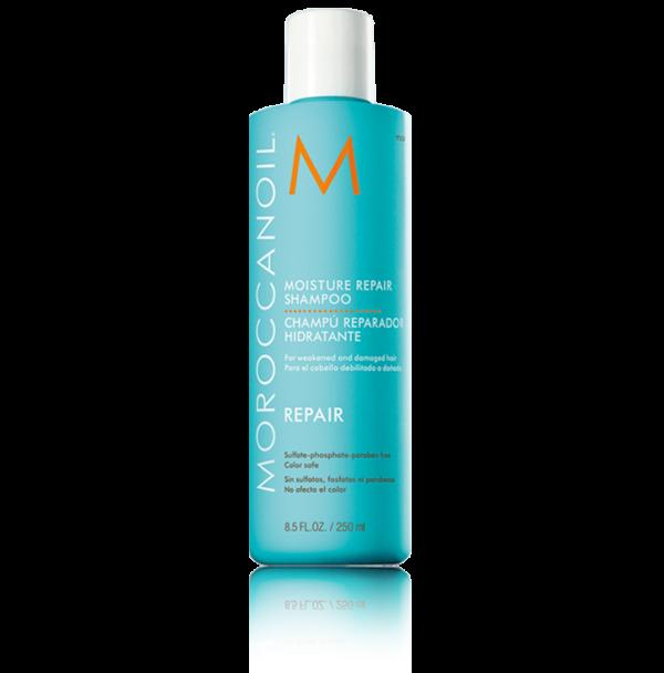 Шампунь увлажняющий восстанавливающий Moisture Repair Shampoo, 250 мл