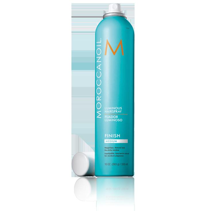 Лак эластичной фиксации Luminous Hairspray Medium, 330мл
