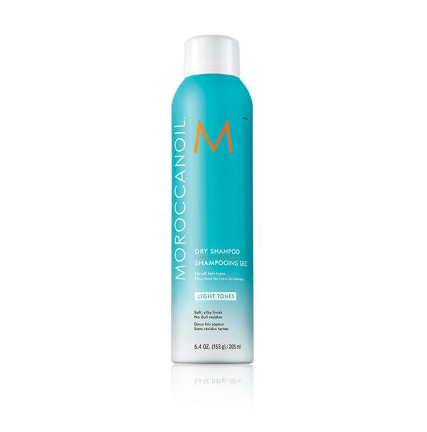 Сухой шампунь светлый тон Dry Shampoo Light Tones, 205 мл