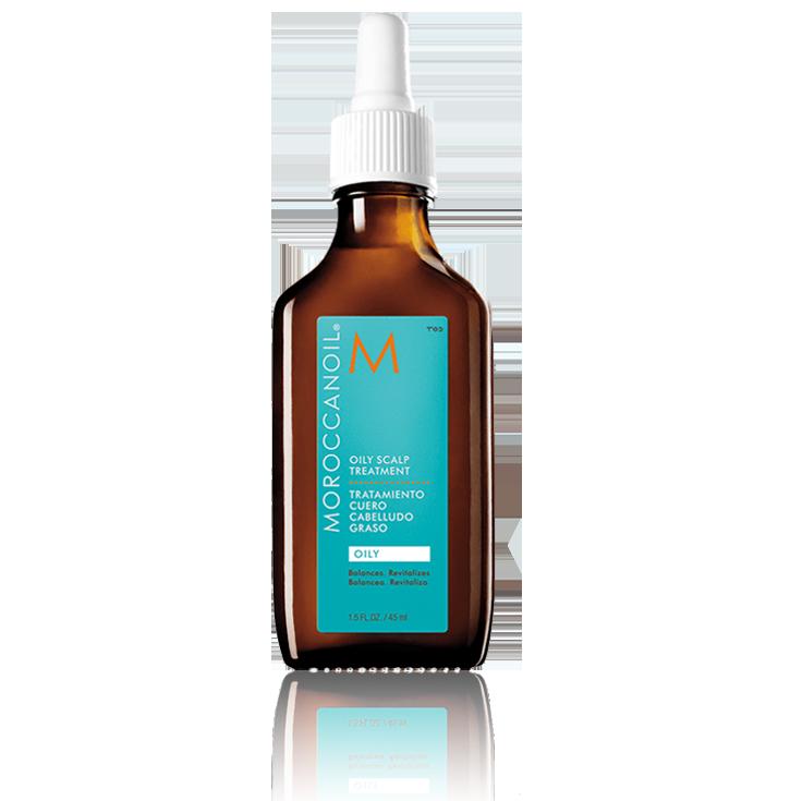 """Средство для жирной кожей головы """"Oily Scalp Treatment"""" 45 мл Moroccanoil"""