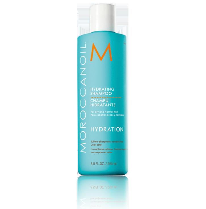 Увлажняющий шампунь 250мл Hydrating Shampoo