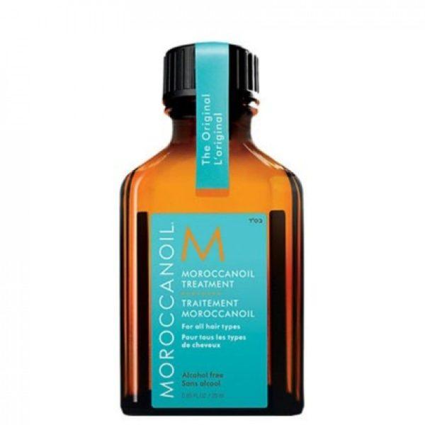 Масло 25 мл восстанавливающее для всех типов волос Moroccanoil